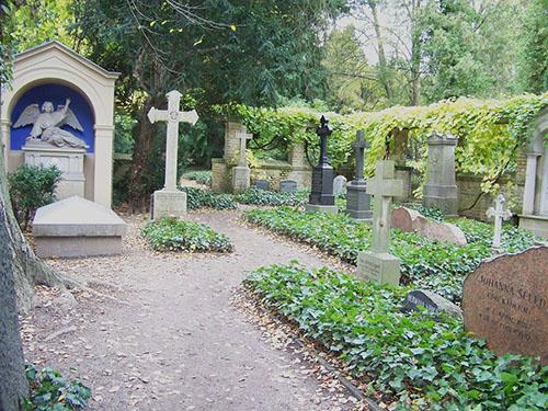 German War Graves Bornstedter Friedhof