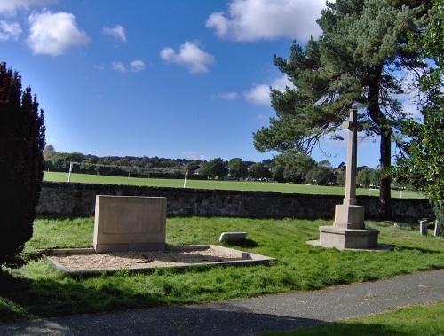 Commonwealth War Graves Bebington Cemetery