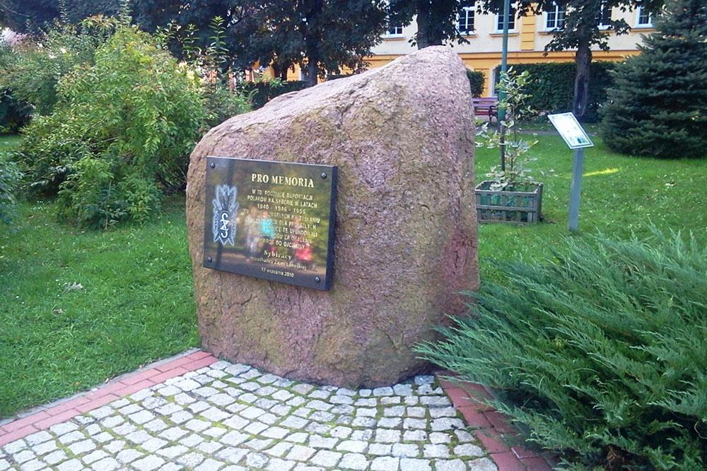 Syberia Deportation Memorial