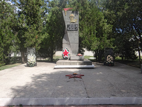 Liberation Memorial Skadovsk