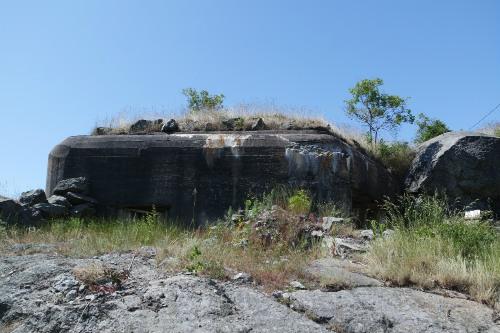 Duitse Bunkers Larvik
