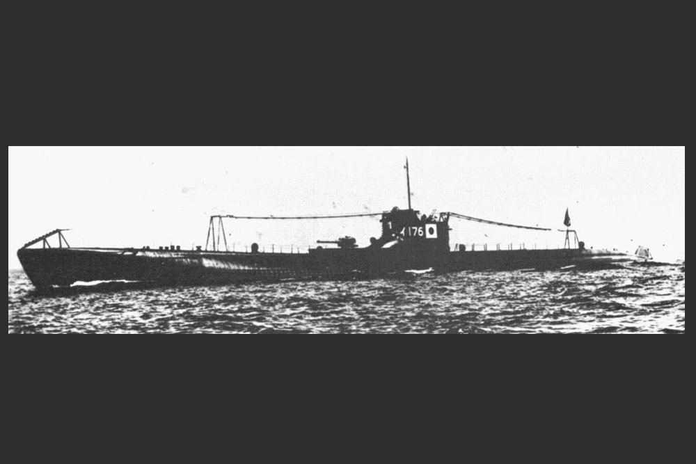 Shipwreck IJN I-184