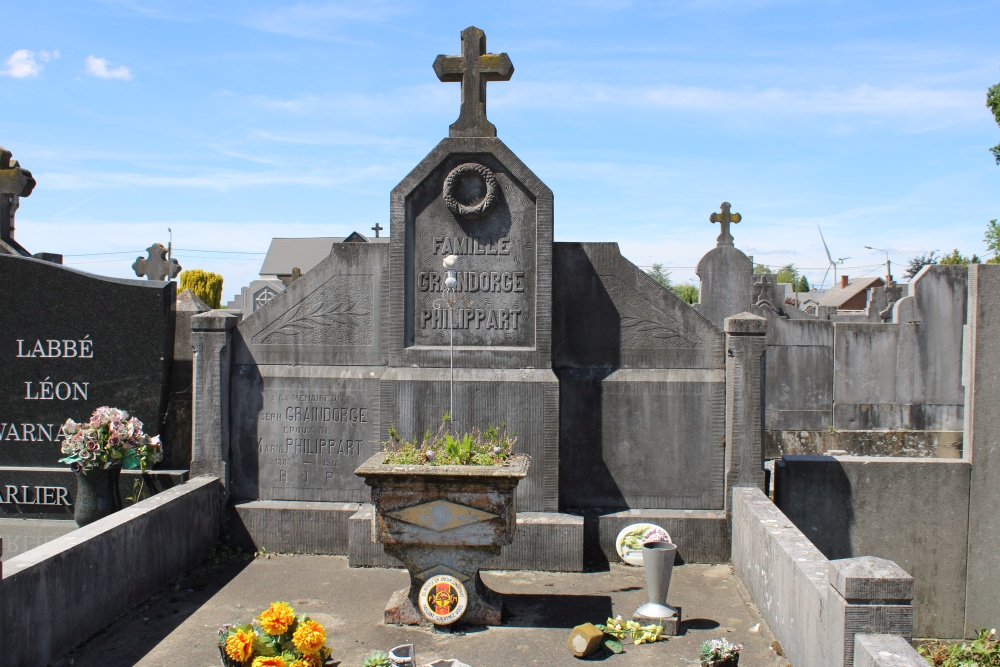 Graven Oudstrijders Vinalmont