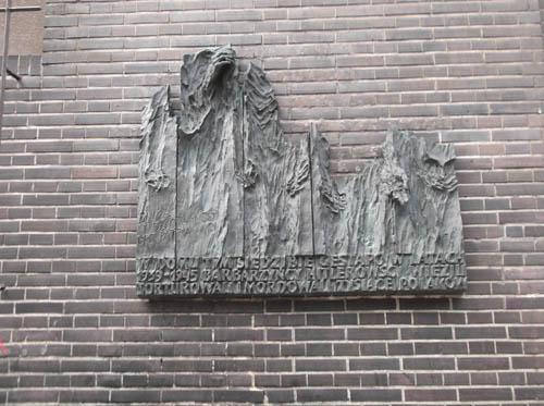 Monument Slachtoffers Gestapo Krakau