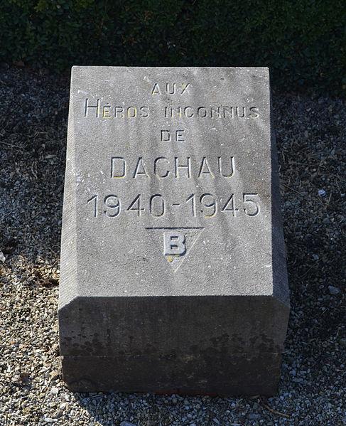 Monument Concentratiekamp Dachau