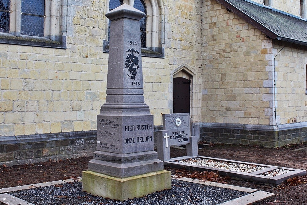 War Monument Wezeren
