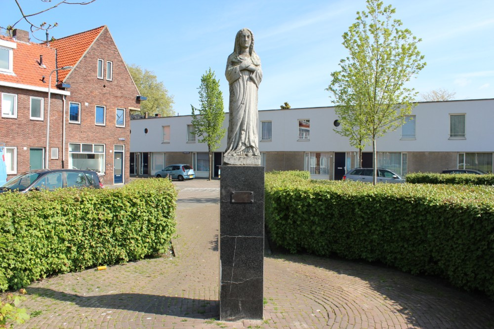 Monument Maria Merodeplein Tilburg