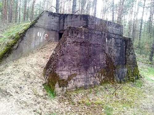 DAG Ammunition Factory - German Bunker