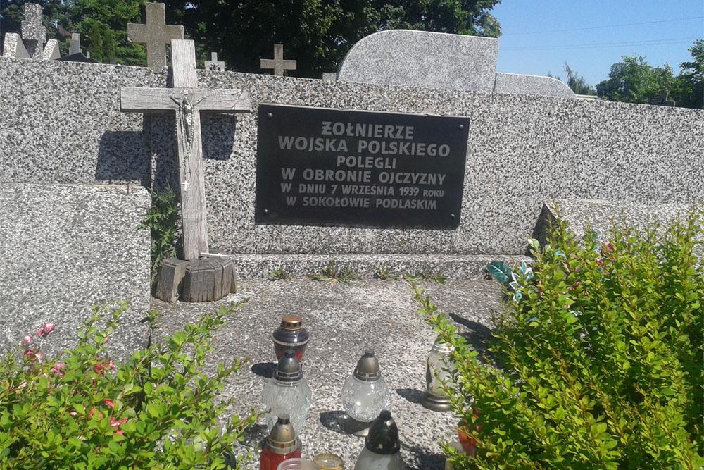 Poolse Oorlogsgraven Sokolow Podlaski
