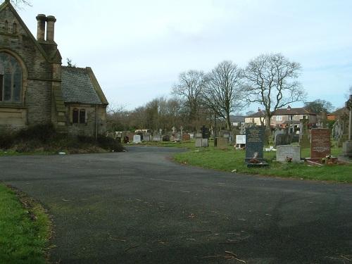 Oorlogsgraven van het Gemenebest Astley Bridge Cemetery