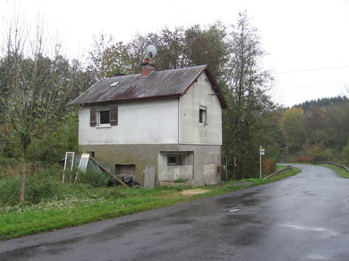 Maginotlinie - Maison Forte (MF17) Messincourt