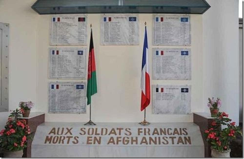 Monument Omgekomen Franse Soldaten