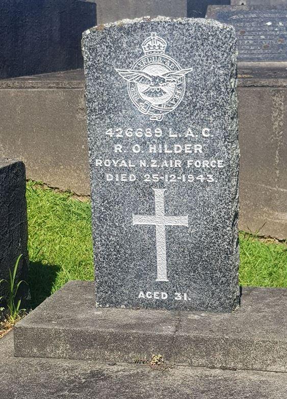 Oorlogsgraven van het Gemenebest Otorohanga Public Cemetery