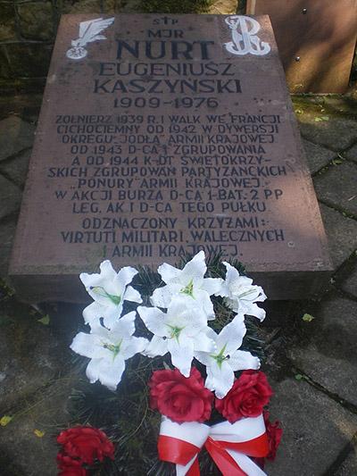Grave Major Eugene Kaszynski