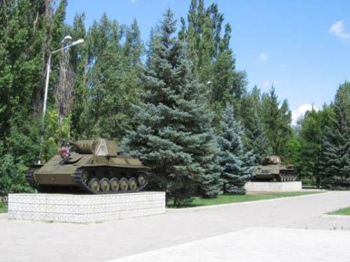 Memorial Complex Kamensk-Shakhtinsky
