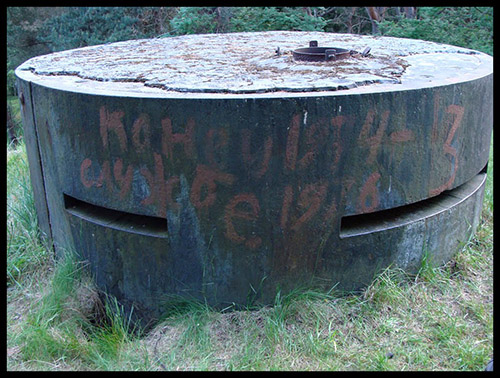Russian Observation Bunker