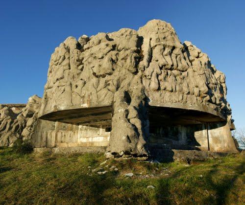 Alpenmuur - Fort 'Monte Lesco'