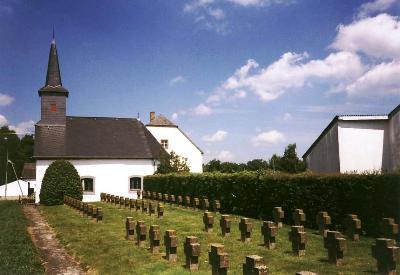 German War Cemetery Dahnen
