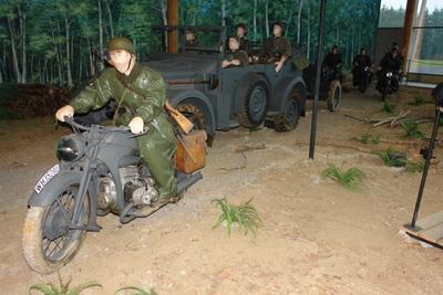 Musée Guerre et Paix en Ardennes Novion-Porcien