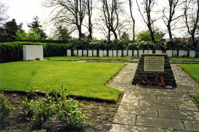Commonwealth War Graves City Road Cemetery