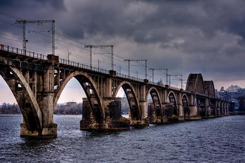 Merefo-Hersonsky Bridge