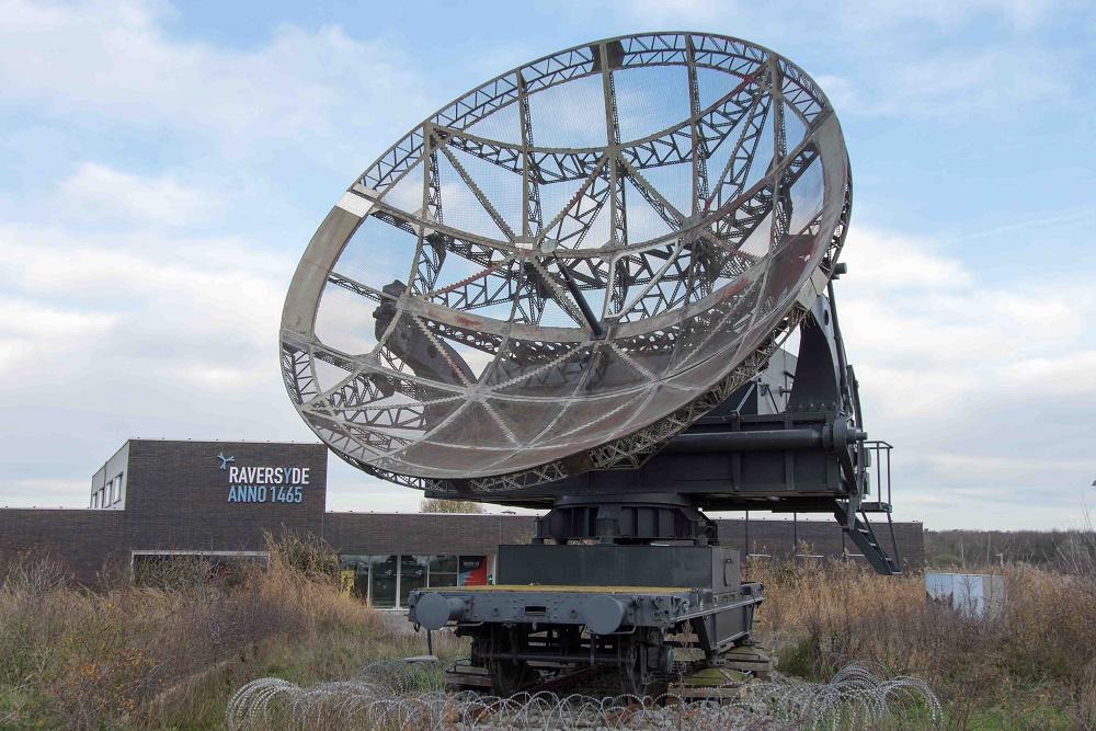 Würzburg Riese Radar Ostend