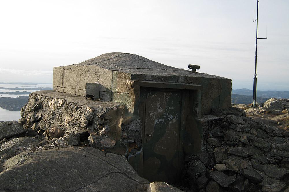 Atlantikwall - Duitse Bunker Lyderhorn