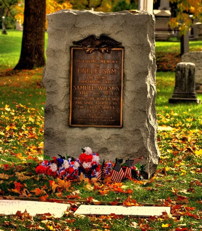 Grave of Samuel