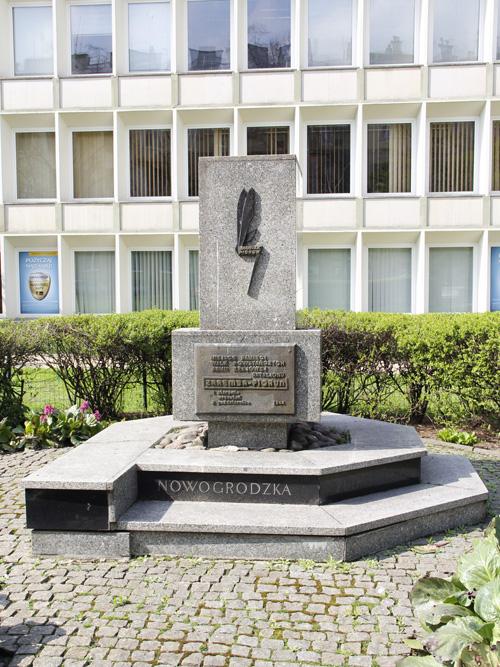 Monument Bataljon Zaremba-Piorun