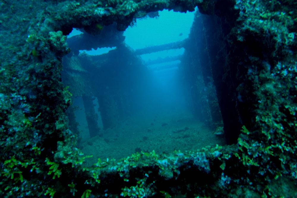 Shipwreck Tokai Maru