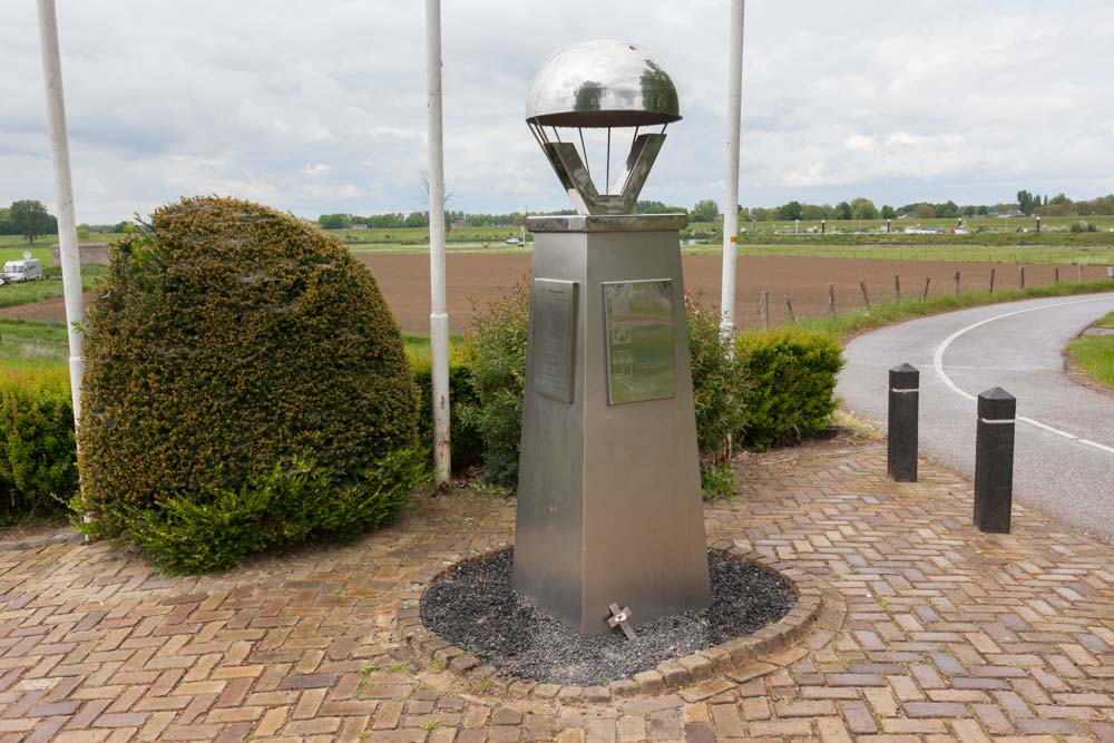 Monument 82nd Airborne Division