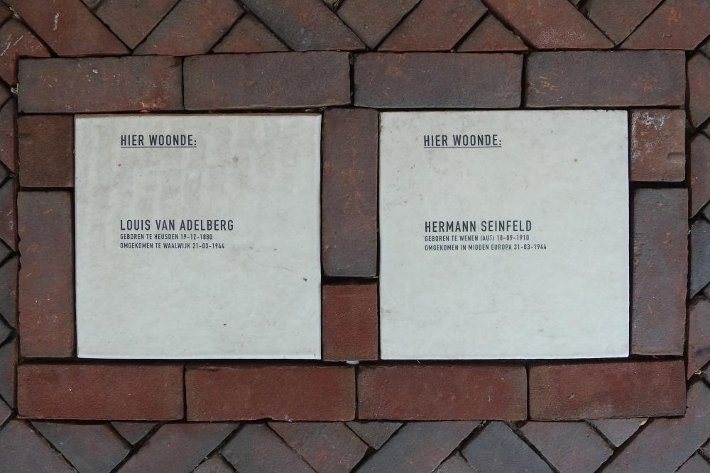 Memorial Stones Markt 2