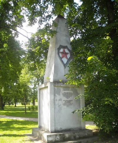 Voormalige Sovjet Oorlogsbegraafplaats