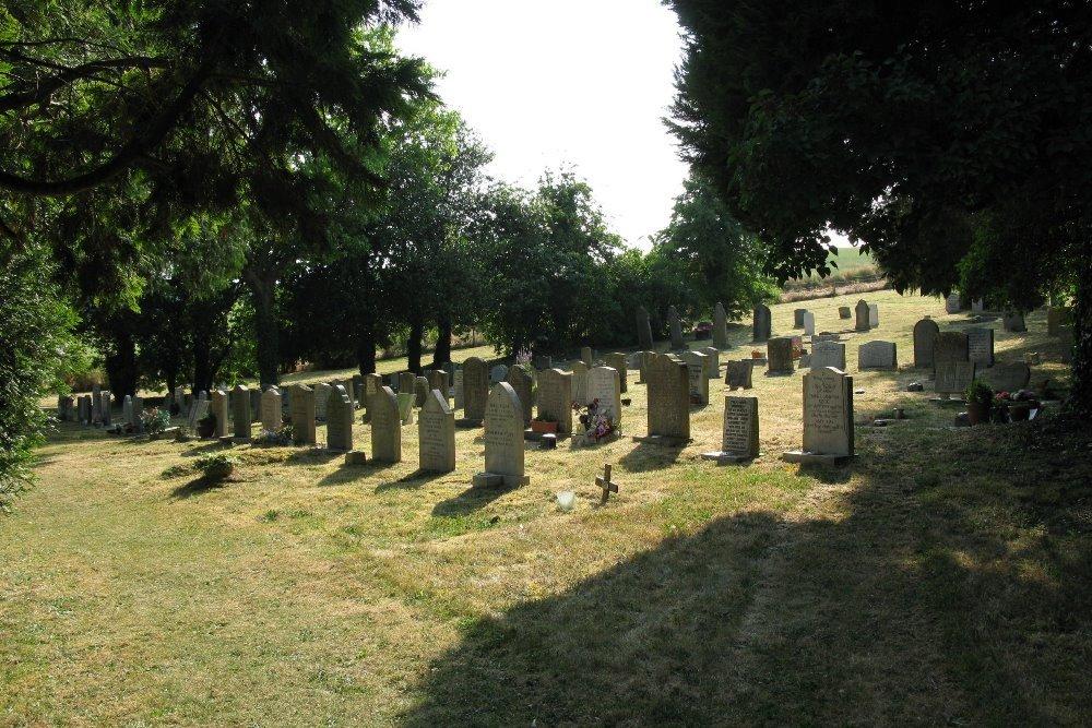 Commonwealth War Graves Great Wishford Cemetery
