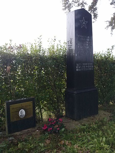 Russian Mass Grave Loipersdorf im Burgenland