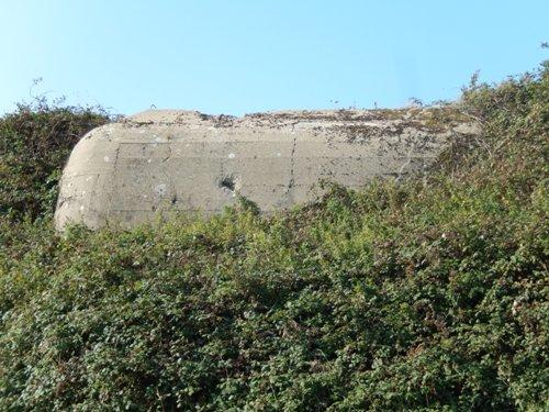 Stützpunkt 155 Tümmler - 612 Schartenstand