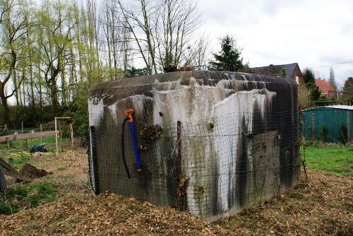 KW-Linie - Bunker VA25