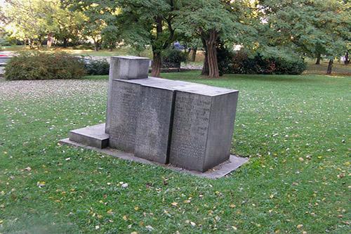 War Memorial Most