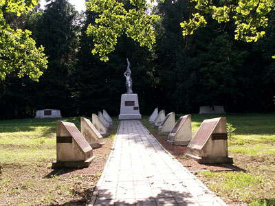 Soviet War Cemetery Bubiai