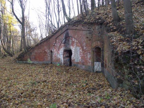 Kaunas Fortress - Russian Amunition Bunker