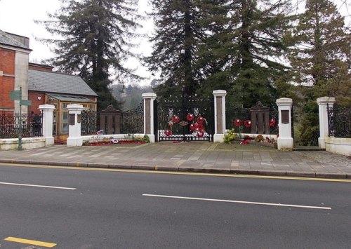 War Memorial Abersychan and Pontypool