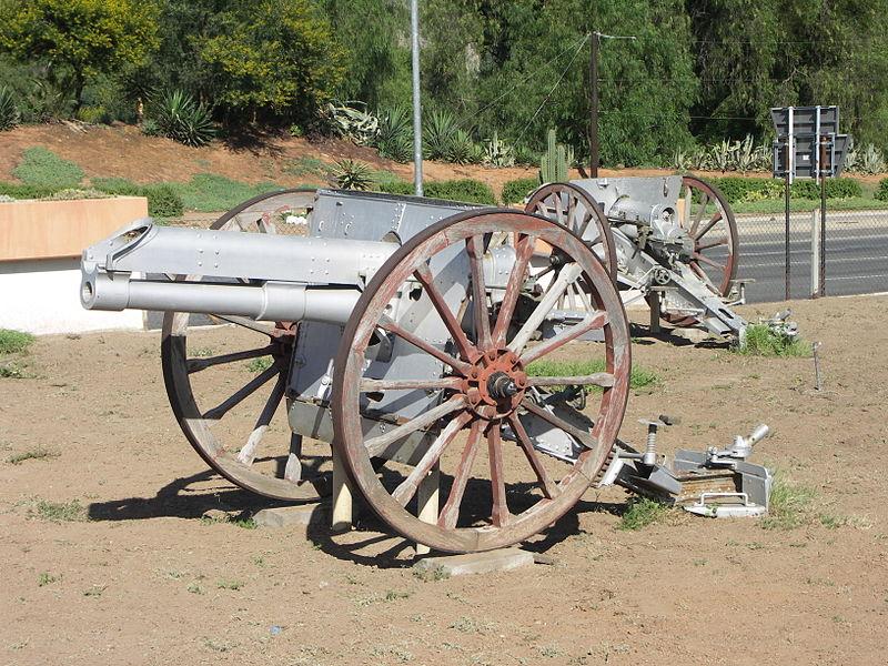 Ordnance BL 15 pounder 3-inch (76 mm) Field Guns