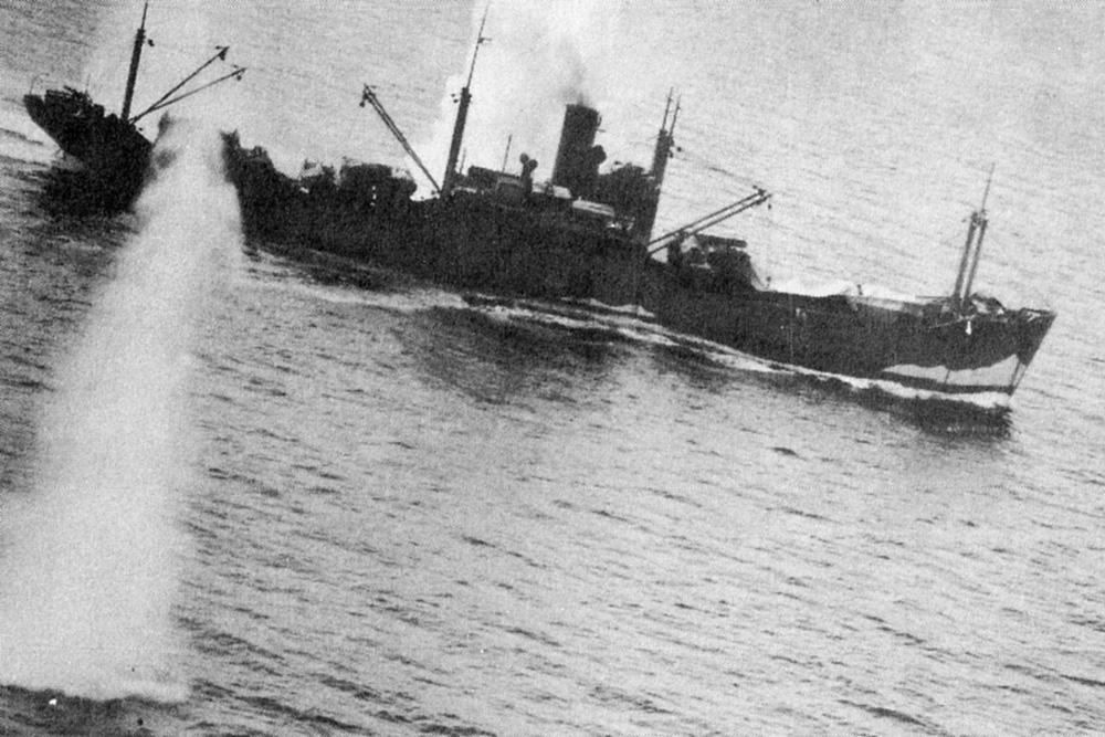 Shipwreck Taimei Maru