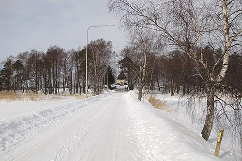 Veteranengraven Begraafplaats Kulosaari