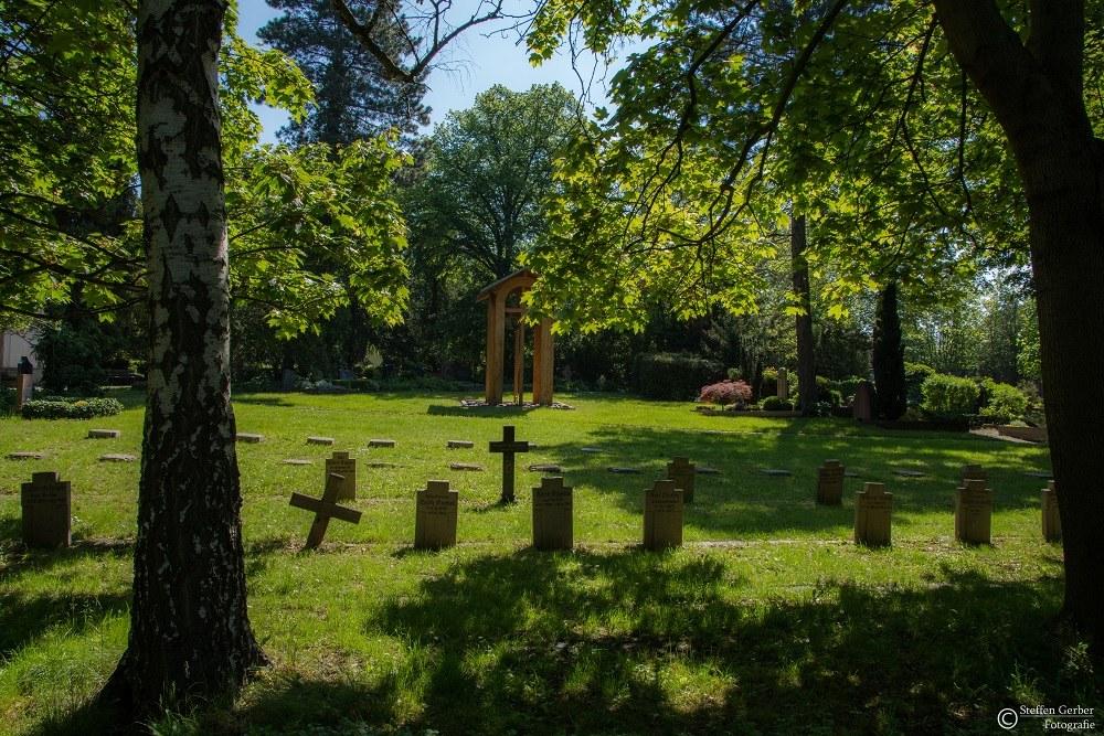 Oorlogsbegraafplaats Michaelisfriedhof Zeitz