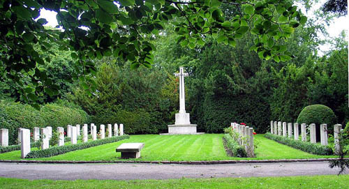 Oorlogsgraven van het Gemenebest Kopenhagen
