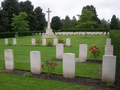 Commonwealth War Graves Norwich Cemetery