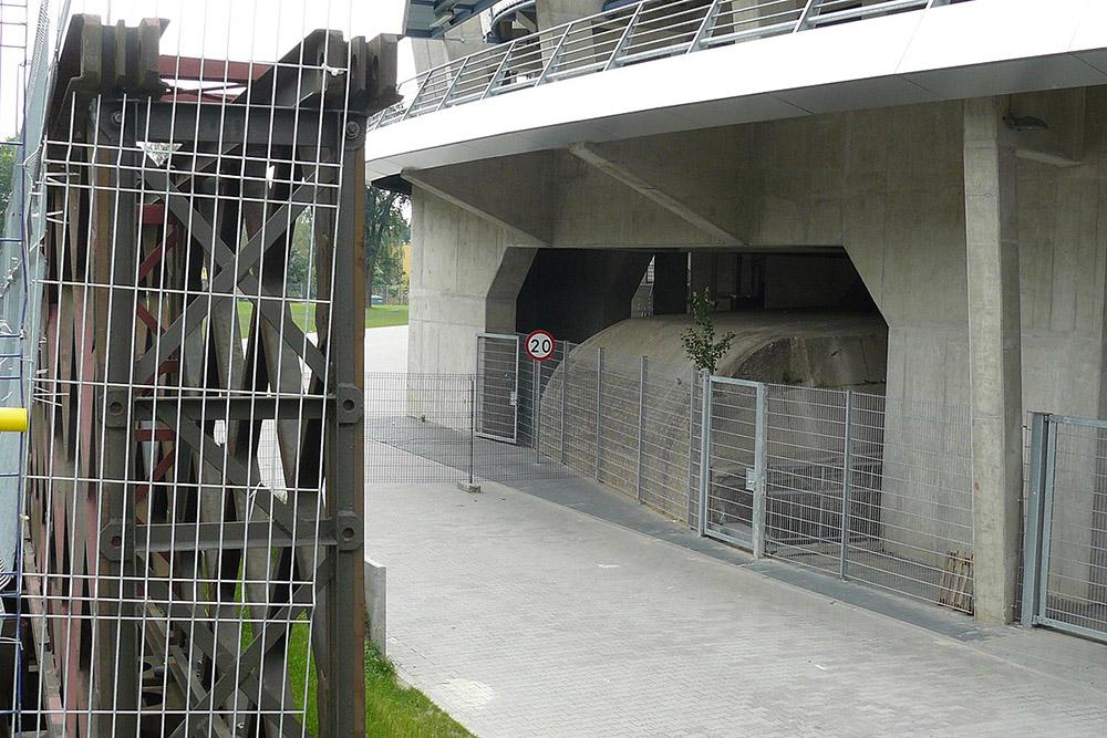 Festung Posen - Bunker Stadion Miejski