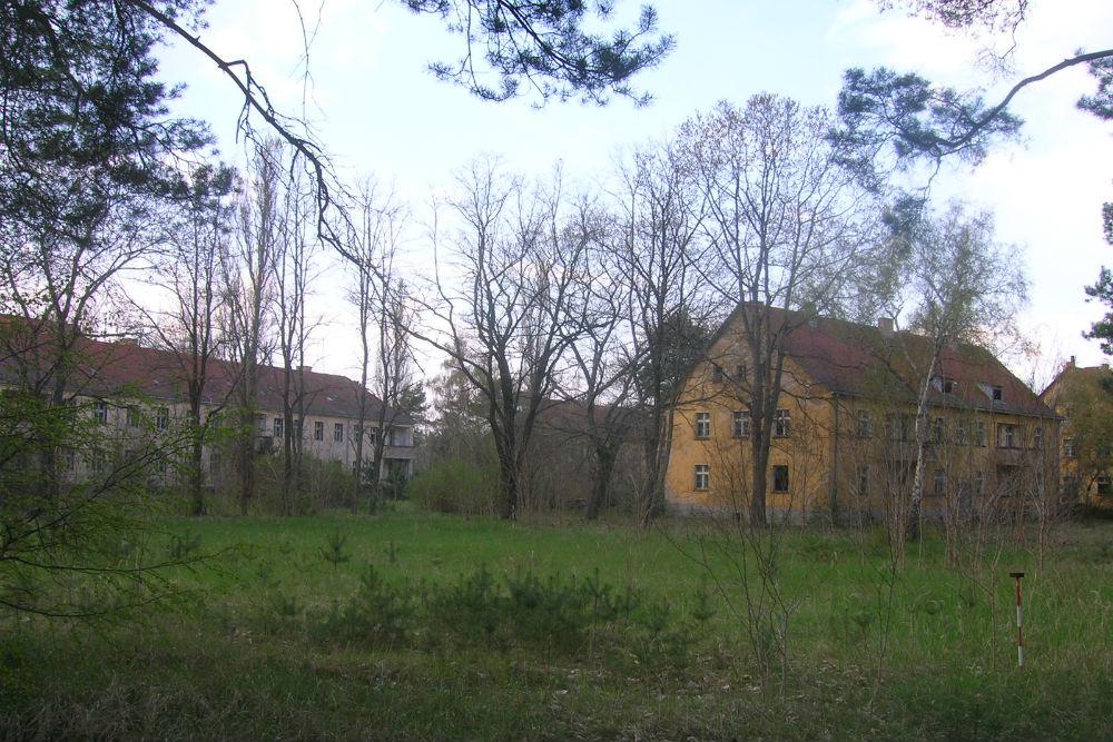 Historisch-Technisches Museum - Versuchsstelle Kummersdorf