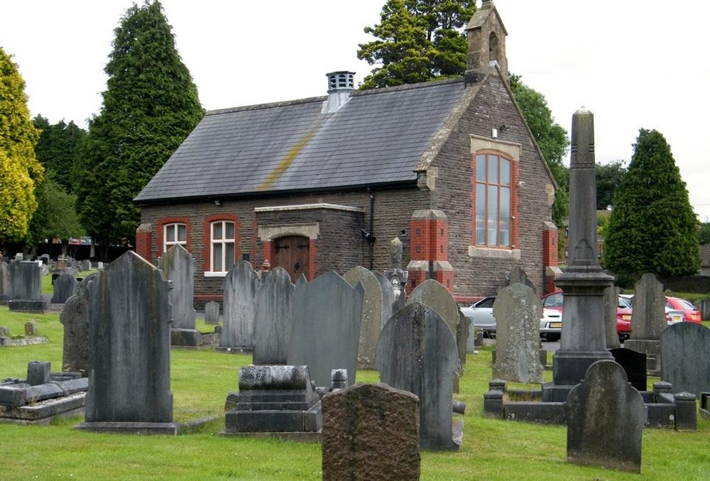 Commonwealth War Graves Penyrheol Cemetery